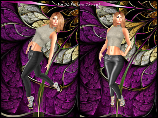Freebies Stars Fashion Tank, Biscuit Skittles Pants, Nana Bracelet, M-Nus Heels, Tameless Catryn Hair_001