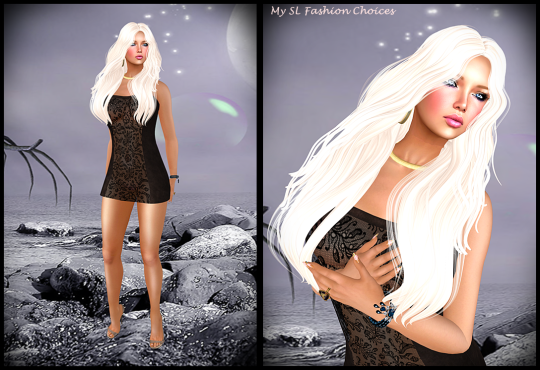 EC Dress, Besom Hair, Zuri Bracelet, PP Pumps_002